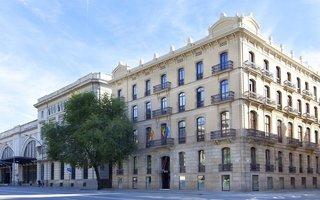 Hotel Ciutadella Barcelona Außenaufnahme