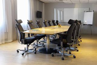 Hotel Scandic Byporten Konferenzraum