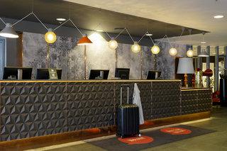 Hotel Scandic Byporten Lounge/Empfang
