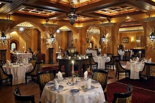 Hotel The Palace at One&Only Royal Mirage Restaurant