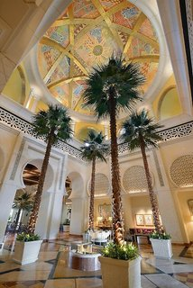 Hotel The Palace at One&Only Royal Mirage Lounge/Empfang