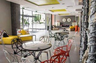 Hotel Gladiola Star Lounge/Empfang