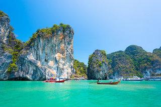 Hotel Aspery Phuket Landschaft