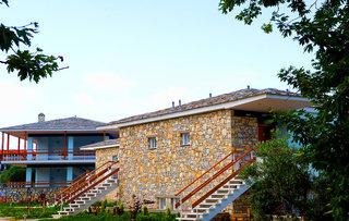 Hotel Xenia Ouranoupolis Außenaufnahme