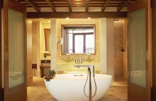 Hotel Sofitel Dubai The Palm Badezimmer
