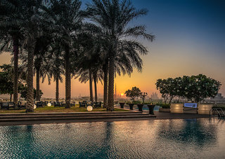 Hotel Crowne Plaza Dubai Festival City Pool