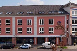 Hotel Best Western Premier Airporthotel Fontane Berlin Außenaufnahme