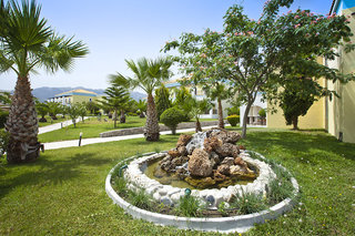 Hotel Corali Hotel & Apartments Garten
