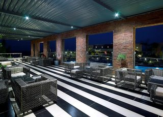 Hotel Michelangelo Resort & Spa Lounge/Empfang