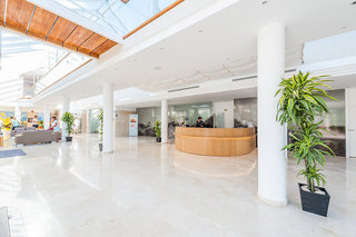 Hotel Aparthotel Eix Platja Daurada - Hotel Lounge/Empfang