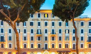 Hotel Portamaggiore Außenaufnahme