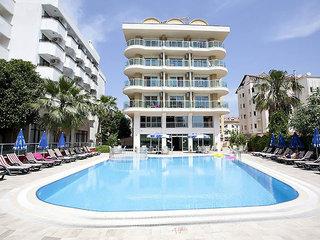 Hotel Alkan Pool