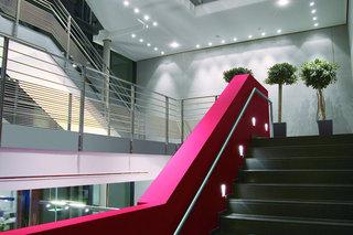 Hotel Vienna House Easy Mo. Stuttgart Lounge/Empfang