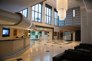 Hotel St. George Hotel & Spa Resort Lounge/Empfang