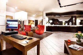 Hotel Hotel Düsseldorf City by Tulip Inn Lounge/Empfang