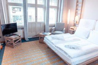 Hotel Hotel Bleibtreu Berlin By Golden Tulip Wohnbeispiel