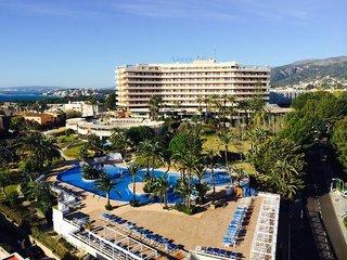 Hotel GPRO Valparaiso Palace & Spa Außenaufnahme