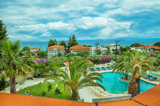 Hotel Anna Maria Paradise Außenaufnahme