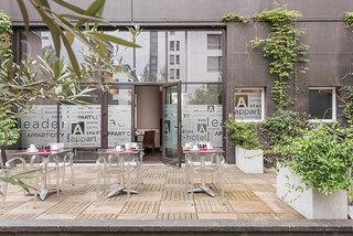 Hotel Appart´City Confort Paris Grande Bibliotheque Terasse