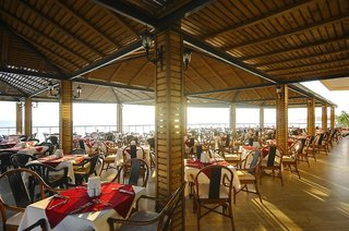 Hotel Aska Just In Beach Restaurant