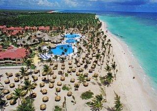 Hotel Bahia Principe Grand Punta Cana Luftaufnahme