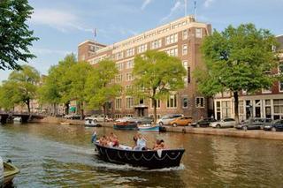 Hotel NH City Centre Amsterdam Außenaufnahme