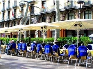 Hotel Atiram Oriente Terasse