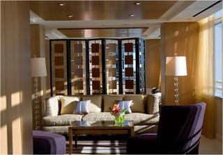 Hotel Conrad Miami Lounge/Empfang