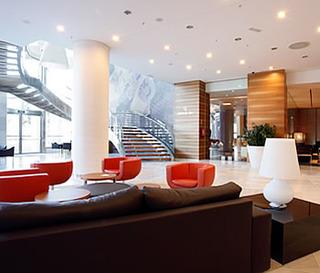 Hotel Sorolla Palace Lounge/Empfang