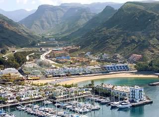 Hotel Hotel Cordial Mogan Playa Landschaft