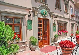 Hotel Celal Sultan Außenaufnahme