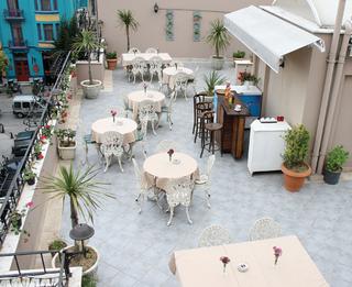 Hotel Celal Sultan Terasse