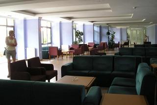 Hotel Balmoral Lounge/Empfang