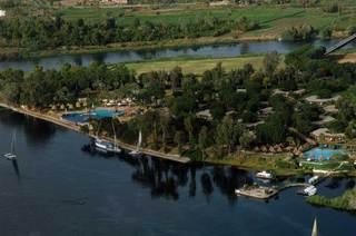 Hotel Jolie Ville Kings Island Luxor Außenaufnahme