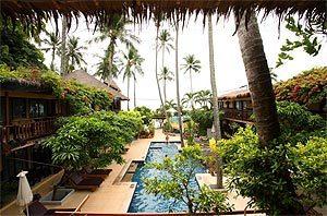 Hotel Phra Nang Inn Pool