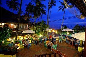 Hotel Phra Nang Inn Terasse