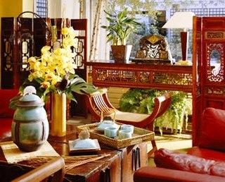 Hotel France Eiffel Lounge/Empfang