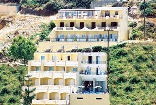 Hotel Athina Außenaufnahme