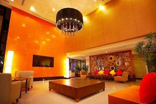 Hotel Bangkok Cha Da Lounge/Empfang