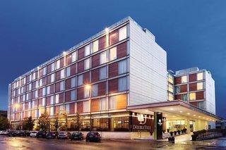 Hotel Doubletree by Hilton Milan Außenaufnahme