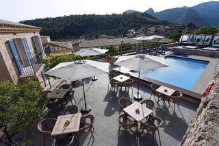 Hotel Es Corte Vell - Erwachsenenhotel Terasse
