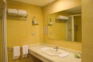 Hotel VIVA BLUE Resort & Diving Sports - Erwachsenenhotel Badezimmer