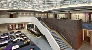 Hotel DoubleTree by Hilton Tower of London Lounge/Empfang