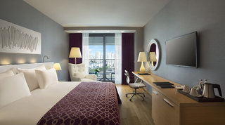 Hotel Akra Hotel Wohnbeispiel
