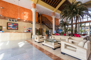 Hotel Coral Cotillo Beach Lounge/Empfang