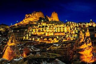Hotel Cappadocia Cave Resort & Spa Außenaufnahme