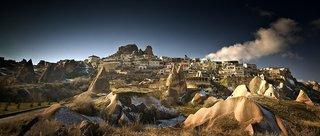 Hotel Cappadocia Cave Resort & Spa Landschaft