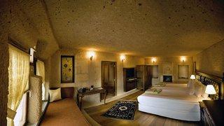 Hotel Cappadocia Cave Resort & Spa Wohnbeispiel