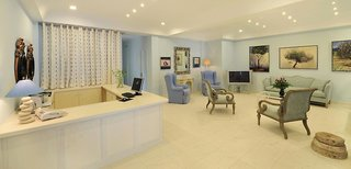 Hotel Alesahne Beach Lounge/Empfang