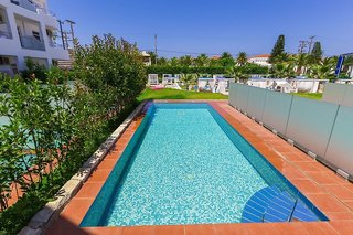 Hotel Rethymno Residence Hotel & Suites Pool